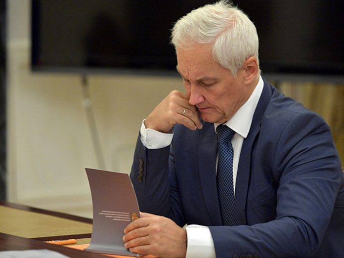 Belousov explained, why the need for a national plan on the economy
