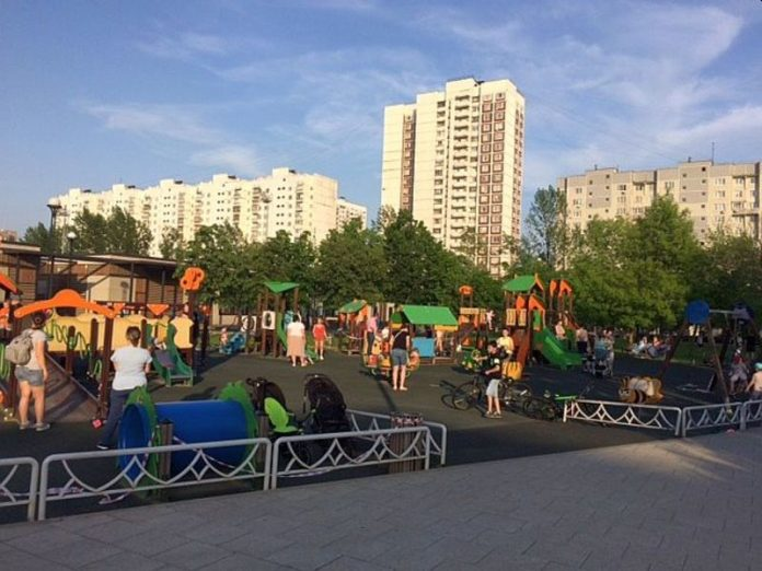 Cool weekend waiting for the Muscovites after a hot routine