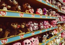 Counterfeiting was a quarter of sold in Russia of toys
