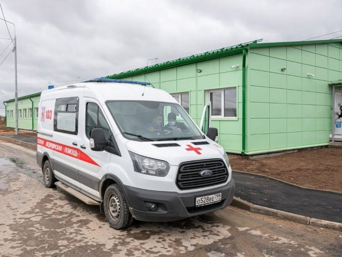 COVID-19 confirmed that all 228 patients in the Voronovo