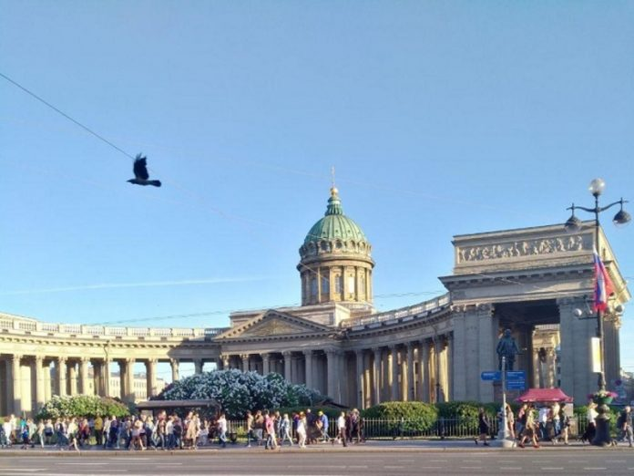 CPS: this year's tourist season in St. Petersburg will not be