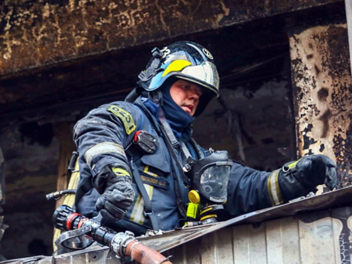 Five people burned to death in a fire in the Amur region