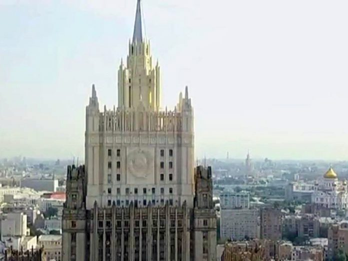 Foreign Ministry: Russia has expelled two employees of the Czech Embassy