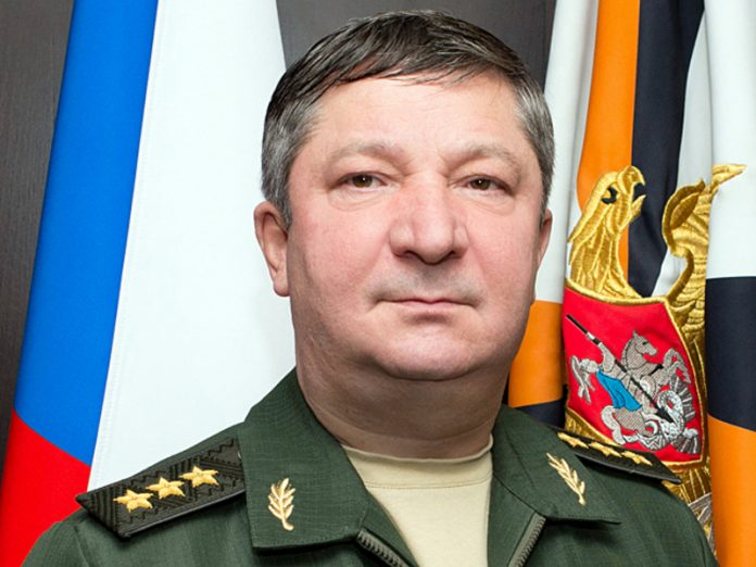 Former Deputy head of the Russian General staff tried to buy information about your criminal case