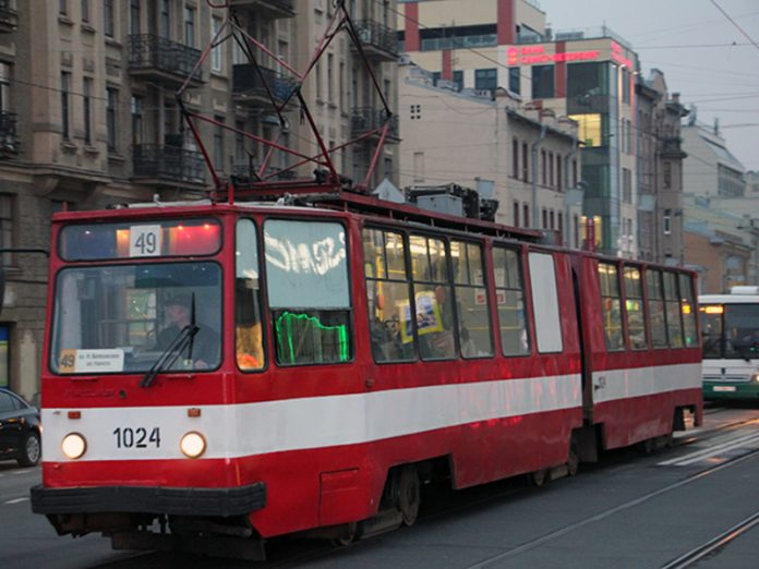 In Ekaterinburg unknown persons fired at the tram