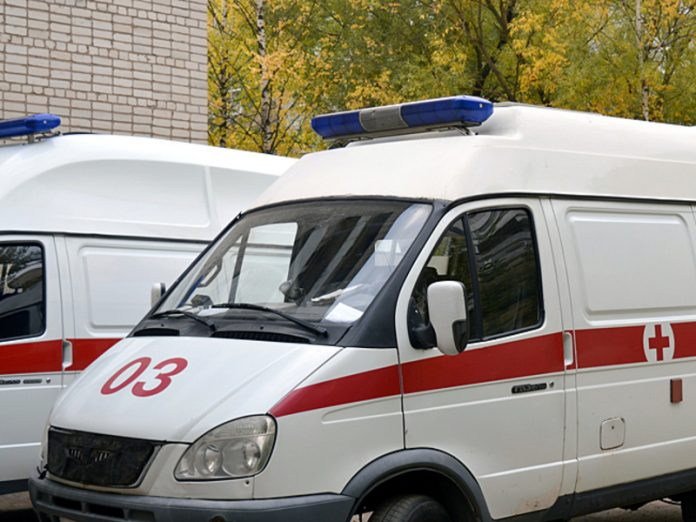 In Moscow two persons have suffered in road accident with bus