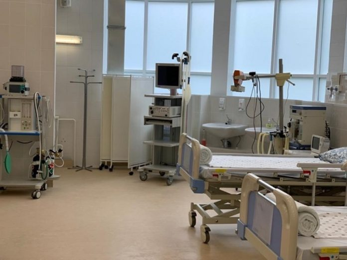 In St. Petersburg and the Leningrad region, almost 400 cases COVID-19, 31 patients died