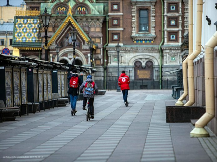 In St. Petersburg from June 15 to earn barbershops, libraries and baths