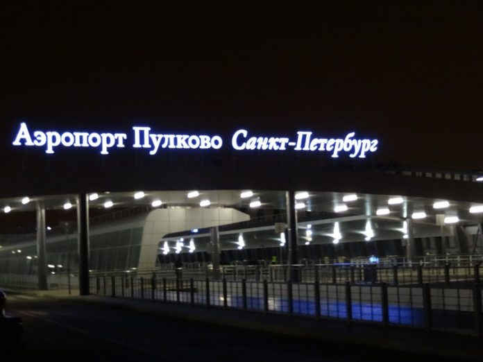 In St. Petersburg Pulkovo airport faced two aircraft
