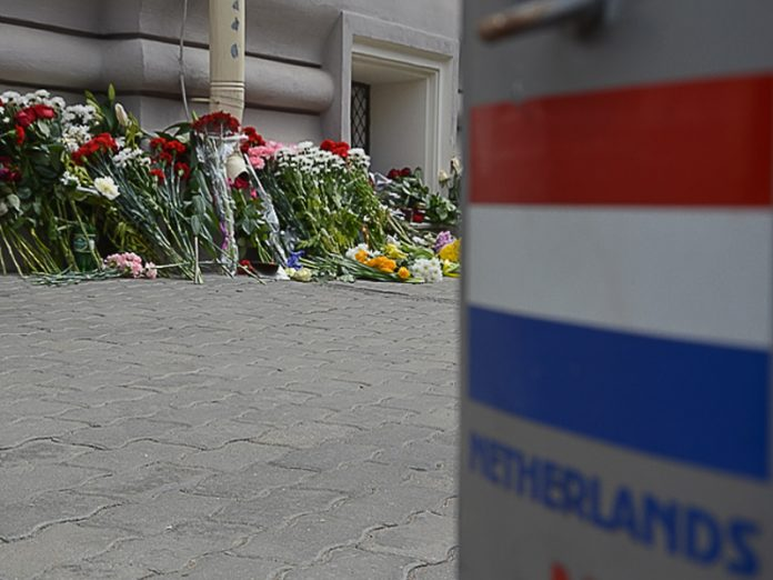 In the body of the captain of the crew downed in the Donbass MH17 found a shard missiles