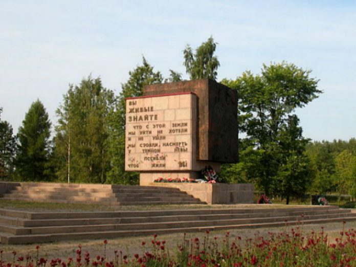 In the Leningrad region detained nearly 30 people for laying flowers on the Nevsky patch