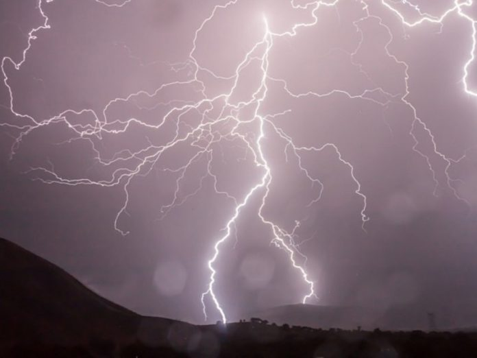 In the Novosibirsk region the lightning killed two people