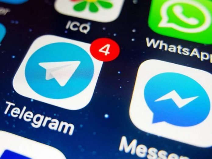 In the state Duma a draft law on Telegram