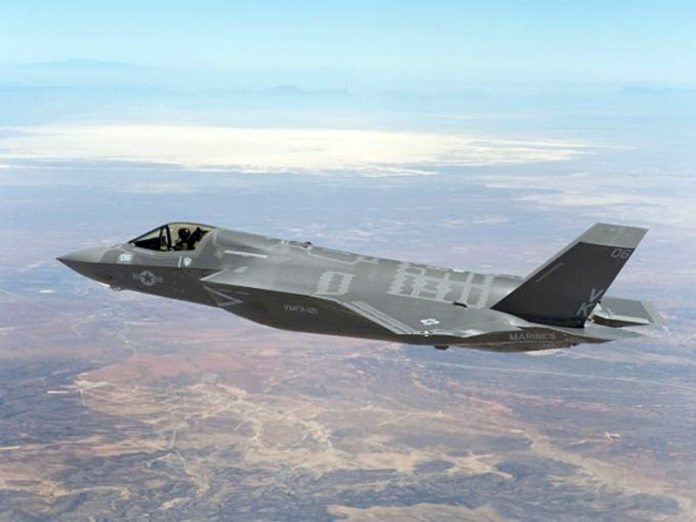 In the United States the F-35A broke the chassis when landing at an air force base