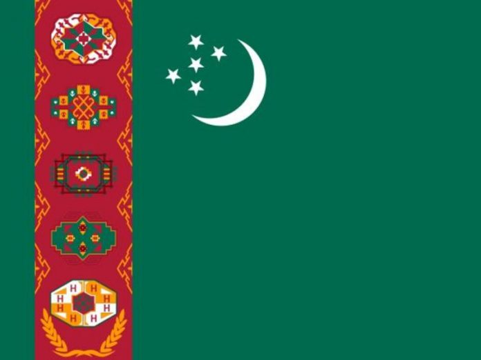 In Turkmenistan accused of lying to the U.S. Embassy for the message in the country COVID-infected
