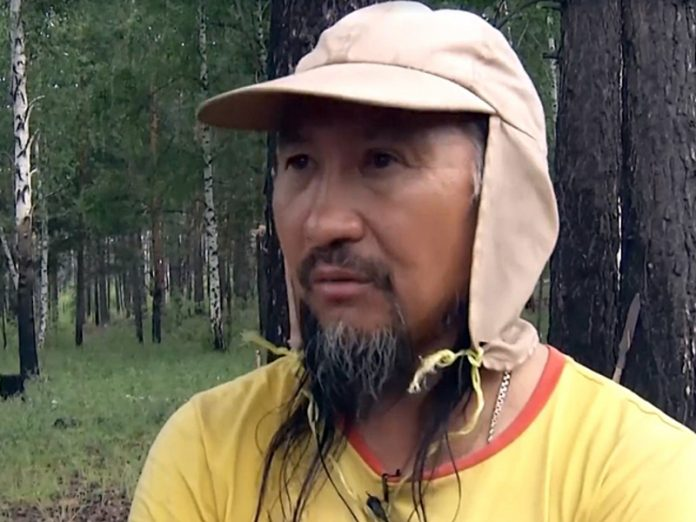 In Yakutsk detained a supporter of shaman TM