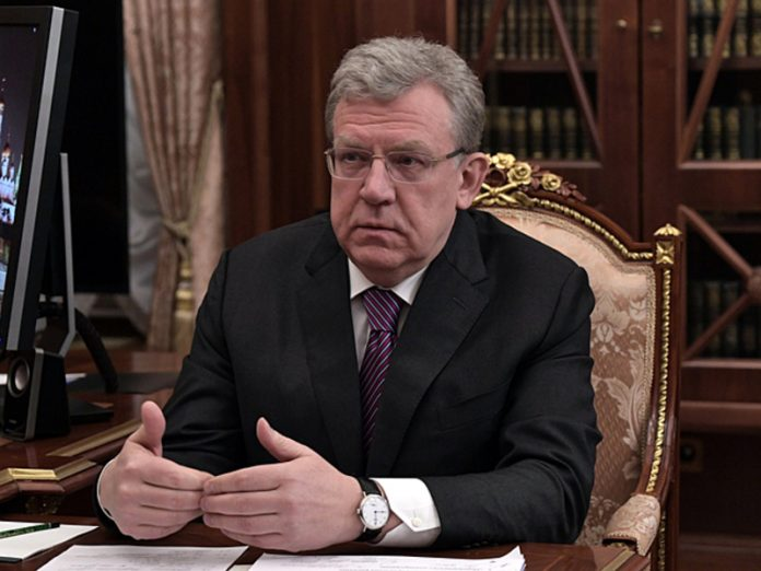 Kudrin supported the