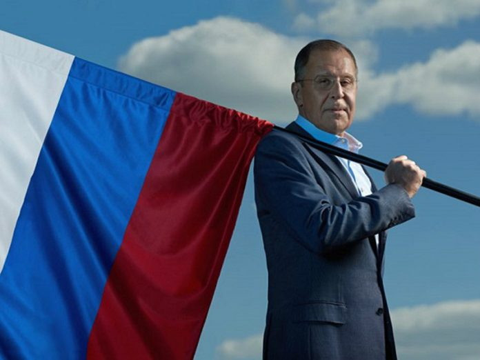 Lavrov: Invitation to the Victory parade, sent previously remain valid