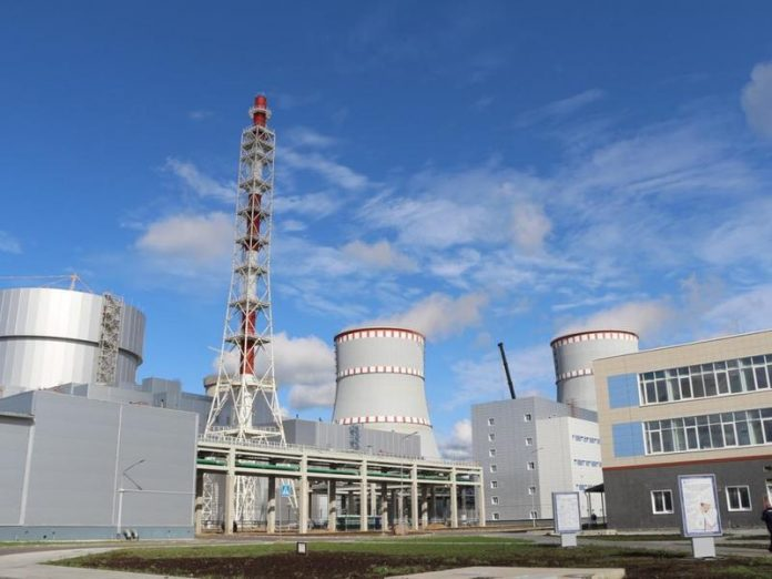 Leningrad NPP has denied reports of high radiation