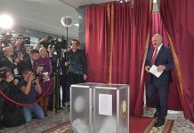 "Lukashenko called his rival at the elections ""clean and fluffy squirt"""