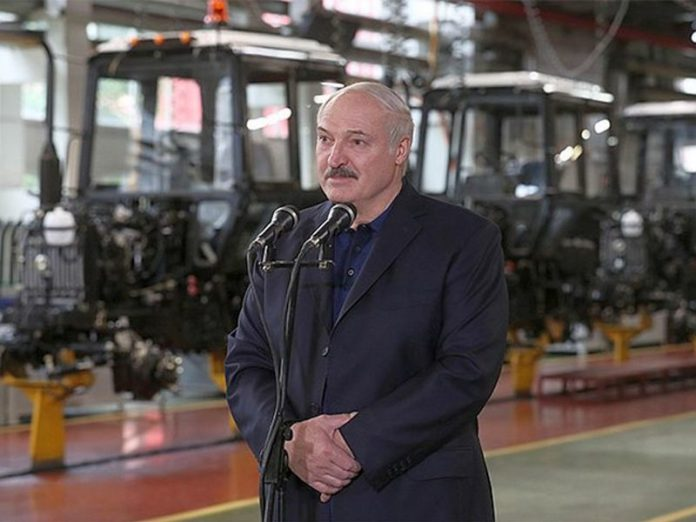 Lukashenko did not rule out