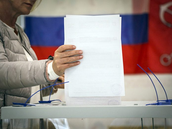 Media: In St. Petersburg recorded ballot stuffing on voting (video)