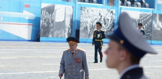 """Media: Veterans sent to the """"health resort"""" for two weeks before watching the Victory parade with Putin"""
