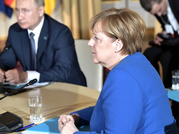 Merkel: Russia is waging a hybrid war and uses methods of destabilization