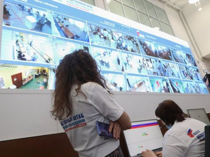 More than a million people voted for amendments to the Constitution online
