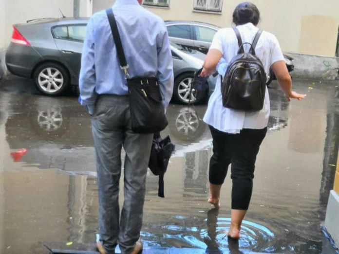 Muscovites warned of record rainfall and flooding