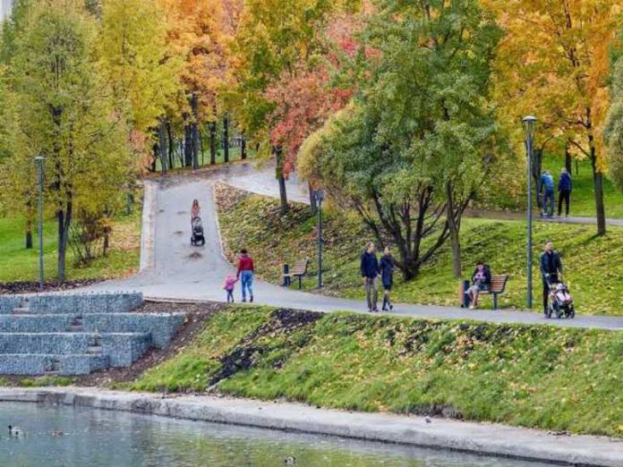 Museums in Russia open parkland from June 16