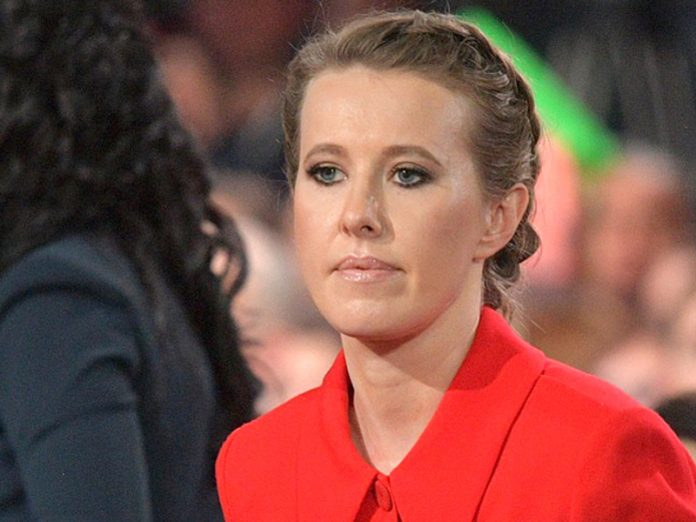 No longer face Audi: Sobchak stripped of the advertising contract, suspecting racism