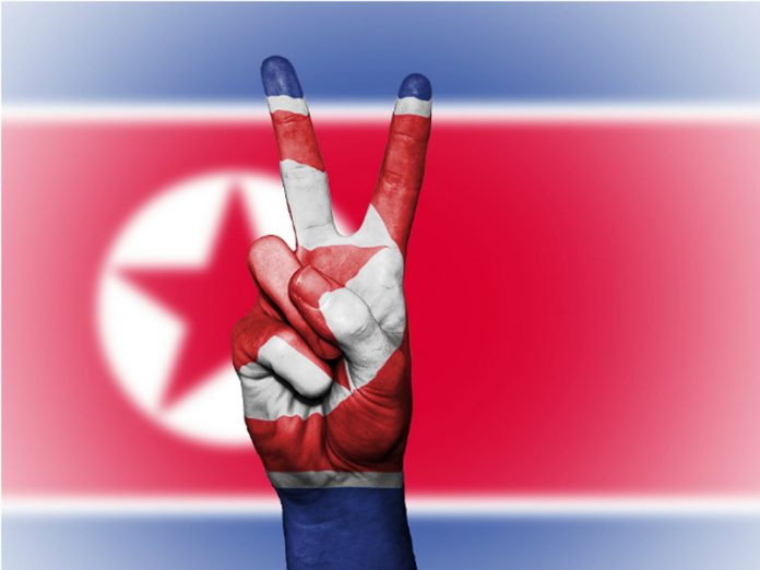 North Korea has declared readiness to send troops into the demilitarized zone