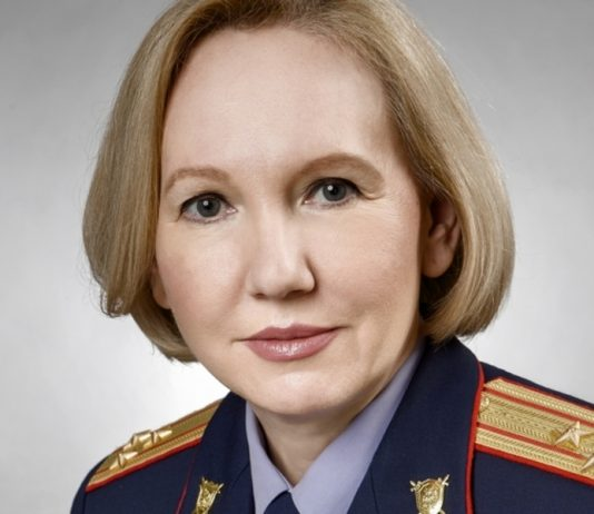 Official representative SK the Russian Federation Petrenko received the title of major General of justice