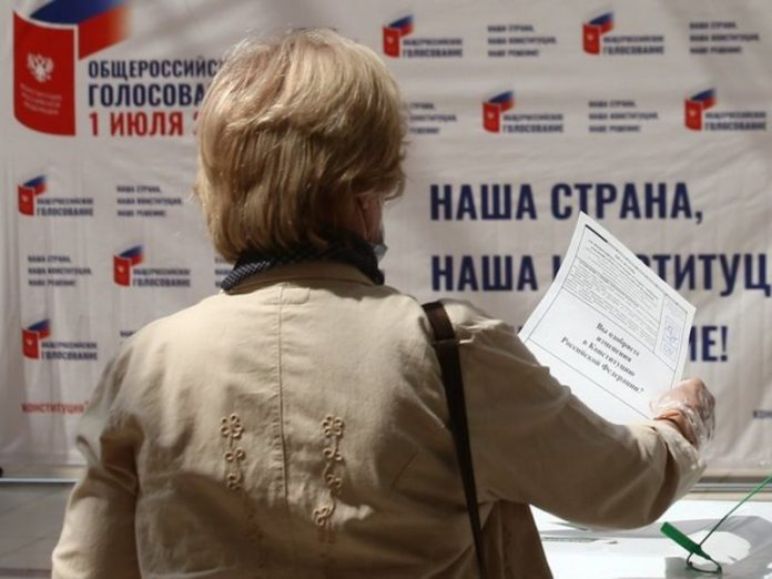 On the eve of the flash mob against the amendments to the Constitution of the St. Petersburg detained activists