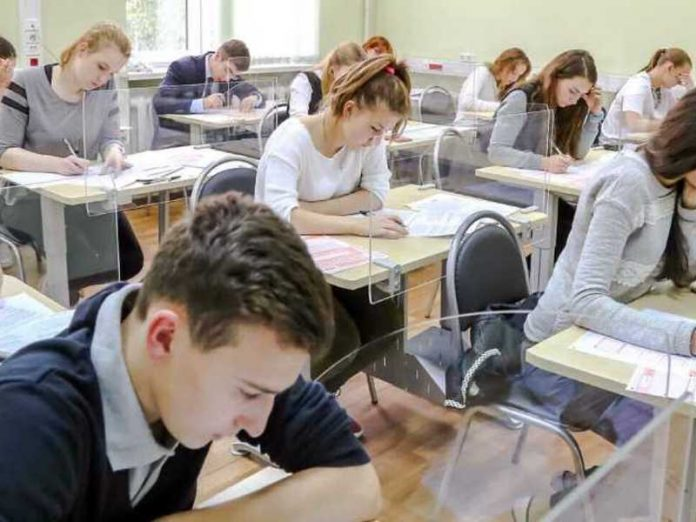 On the exam in Moscow have registered 80 thousand graduates