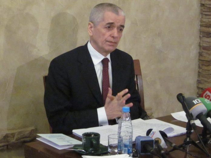 Onishchenko: In total, vaccination against coronavirus is not necessary