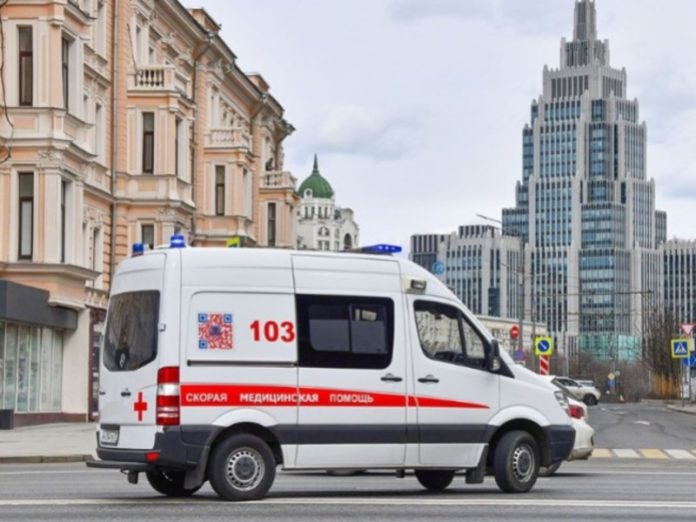 Only 8% of Muscovites know the rules of first aid