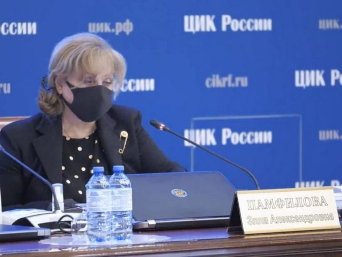 Pamfilova: to Discuss multi-day voting in elections yet