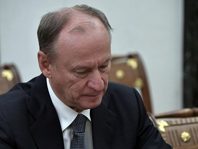Patrushev spoke about