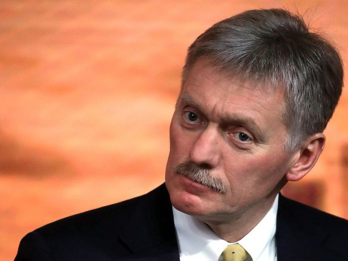Peskov explained the choice of the American magazine National Interest for the publication of Putin's article