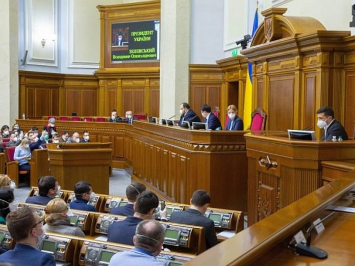 Poll: Party Zelensky today would not have received in Parliament absolute majority