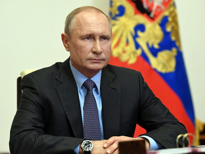 Putin appointed chiefs of three regional Ministry of internal Affairs