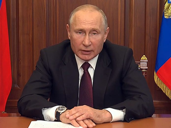 Putin predicted the Russians difficult period