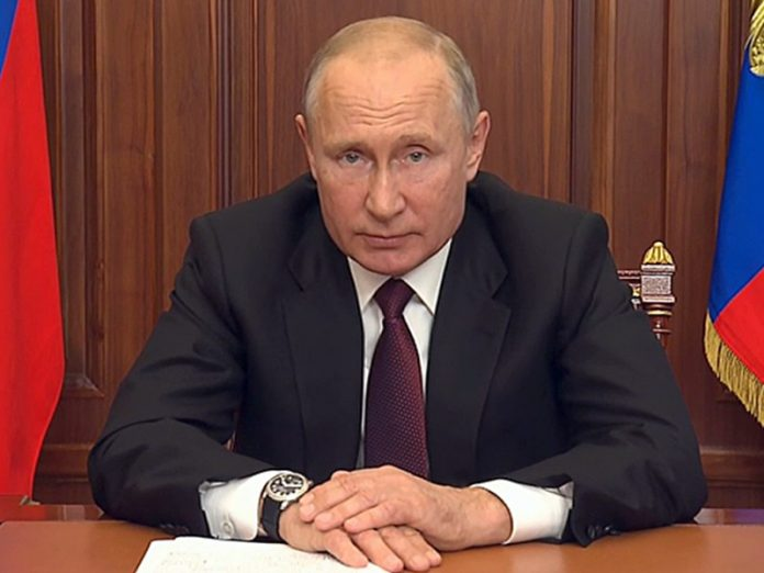 Putin proposed to extend the status of self-employed from the age of 16
