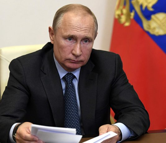 """Putin urged not to allow """"compulsion"""" and """"cheating"""" in the vote on the Constitution"""