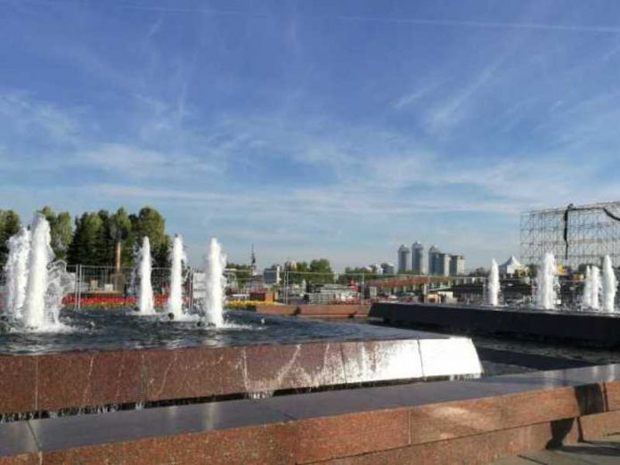 Record breaking heat promise Muscovites at the weekend