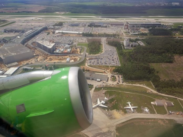 Rostov sat down Airbus S7 with a failed engine