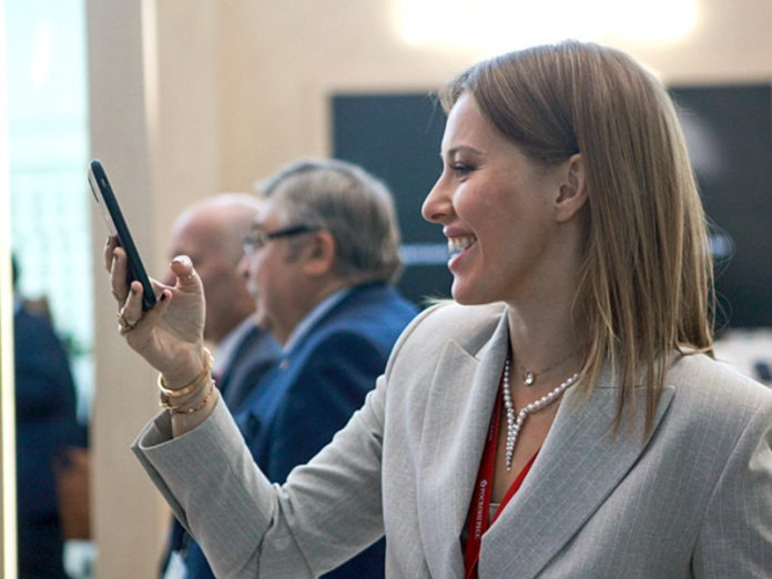 Sadalsky about the injury Sobchak: She is itching, then the presidency goes, the Church of the devil rides