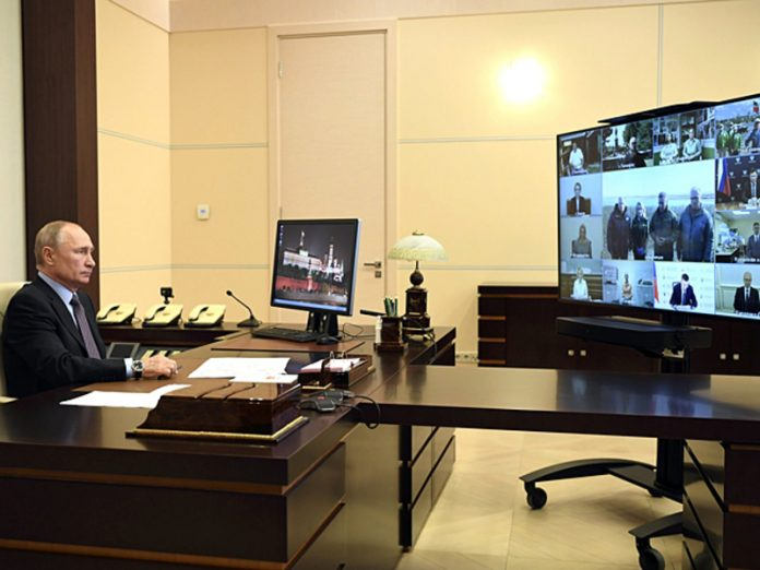 Sands: the videoconferencing will continue for the sake of saving time